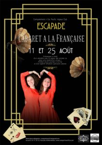 Escapade Cabaret à Dieppe