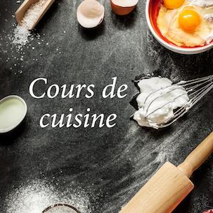 Cours de cuisine à Dieppe